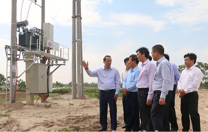 Bắc Ninh: Kiểm tra Dự án xây dựng khu xử lý chất thải tại huyện Lương Tài - Ảnh 1