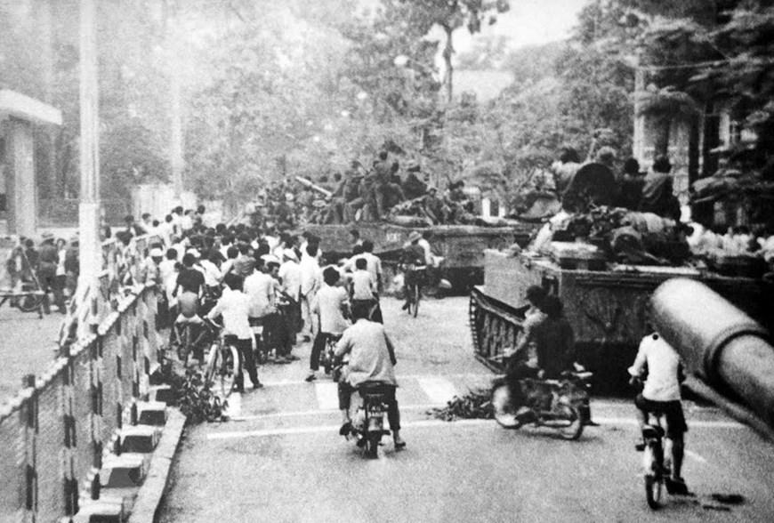 Đại thắng mùa Xuân 1975 - Thắng lợi giải phóng dân tộc vĩ đại nhất | Chính trị | Vietnam+ (VietnamPlus)