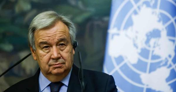 Tổng thư ký LHQ cảnh báo về cuộc khủng hoảng khí hậu - Ảnh 1