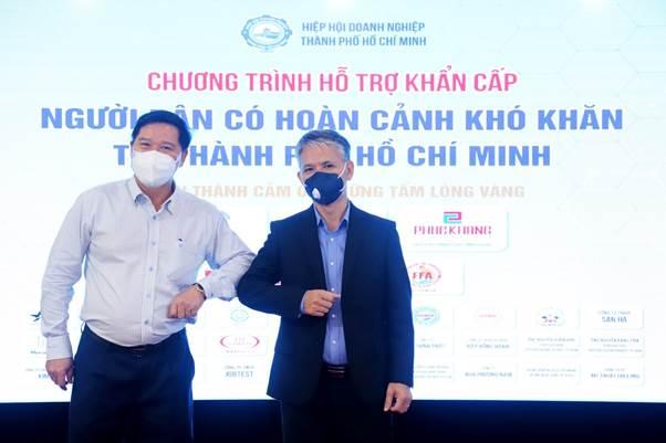 Phuc Khang Corp trao 10.000 phần quà tới người dân khó khăn trong đại dịch Covid-19 - Ảnh 3