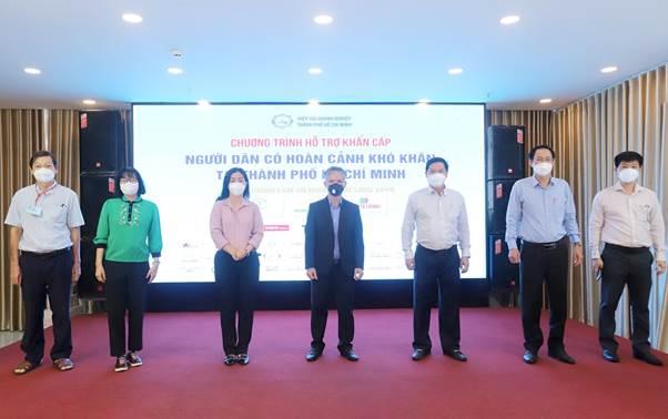 Phuc Khang Corp trao 10.000 phần quà tới người dân khó khăn trong đại dịch Covid-19 - Ảnh 1