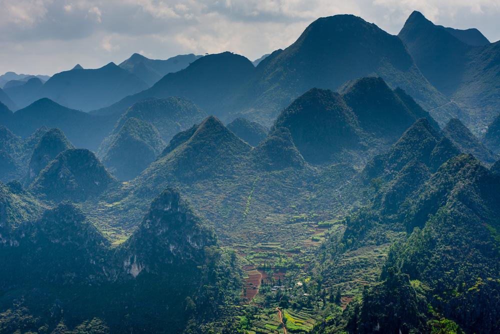 Mị lực tự nhiên trên công viên địa chất toàn cầu đầu tiên của Việt Nam - Ảnh 8