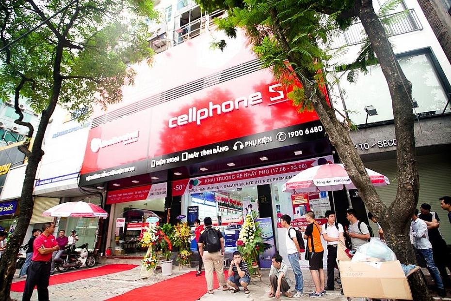 cellphones ban hang khong hoa don do co dau hieu tron thue