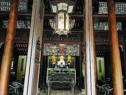Chiêm ngưỡng vẻ đẹp cổ kính nhà vườn xứ Huế - Ảnh 6