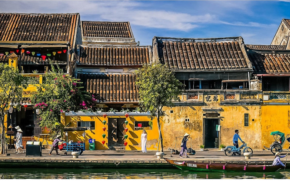 hoi an tiep tuc tao an tuong manh voi tap chi du lich noi tieng travelleisure