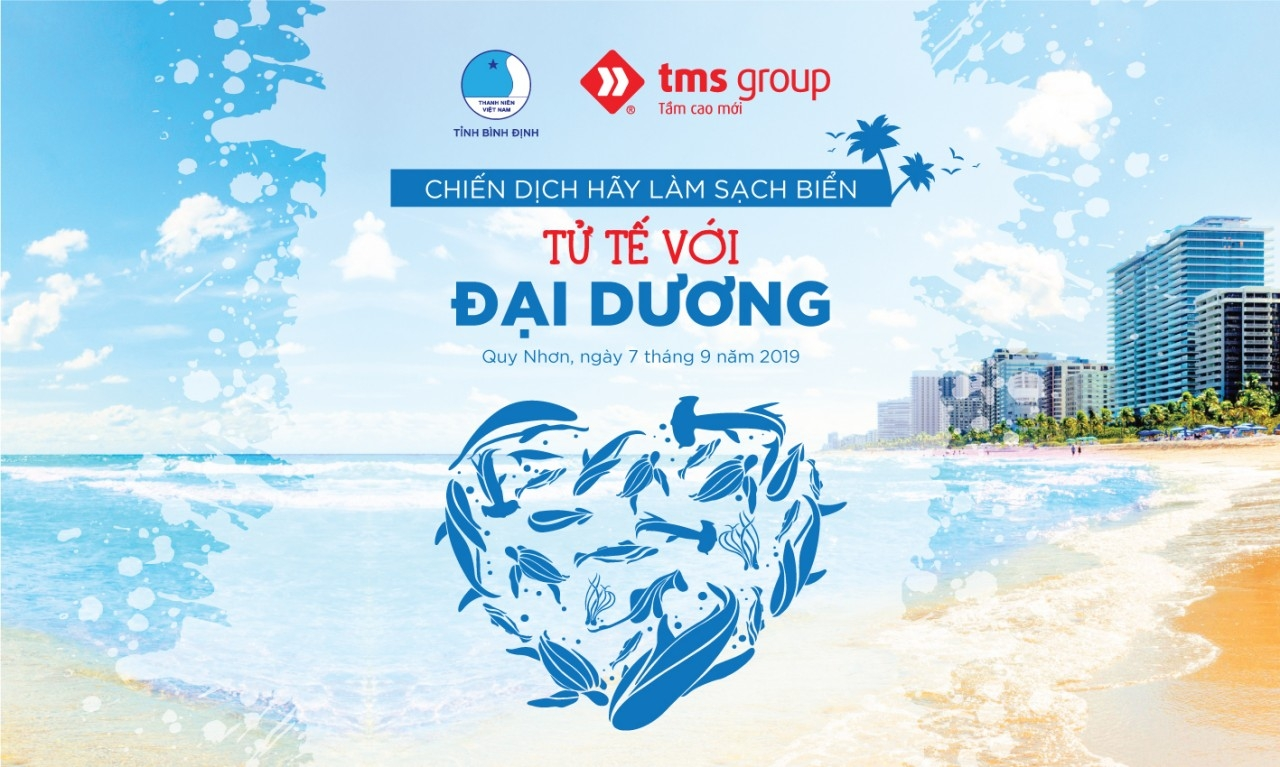 3000 nguoi huong ung chien dich lam sach bien do tms group to chuc