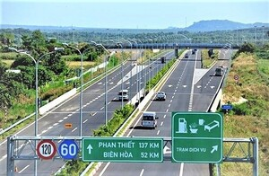 Kỳ vọng bứt phá năng lực vận tải trục Bắc-Nam khi tuyến cao tốc hình thành