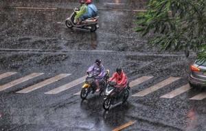 Dự báo thời tiết ngày 2/10: Bắc Bộ có mưa rào và dông cục bộ