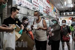 HongKong có ca lây nhiễm trong cộng đồng đầu tiên sau hơn 2 tuần