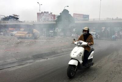 Ô nhiễm môi trường khiến hàng chục nghìn người Việt Nam tử vong mỗi năm