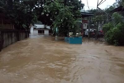 Mưa lớn gây nhiều thiệt hại tại Lào Cai và Lai Châu