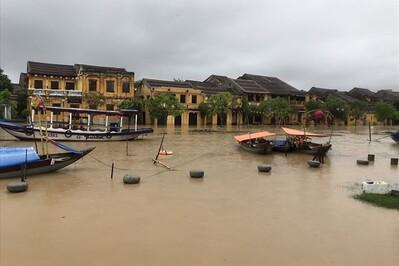 Miền Trung còn mưa lớn kéo dài trong nhiều ngày tới