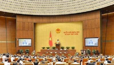 Những nội dung chính của Kỳ họp thứ 10, Quốc hội khóa XIV