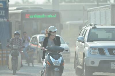 Ô nhiễm không khí là nguyên nhân gây tử vong cao thứ 4 thế giới