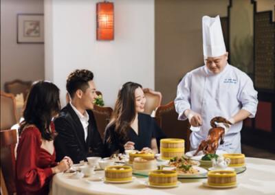 Tinh tuý ẩm thực Quảng Đông tại khách sạn 5 sao Hà Nội Daewoo