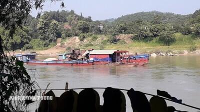 Tuyên Quang: Dân khốn khổ vì doanh nghiệp khai thác cát sỏi gây ô nhiễm