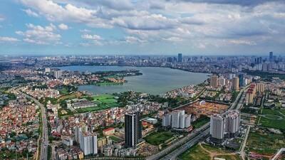 Tuần qua, chất lượng không khí Hà Nội duy trì ở mức tốt