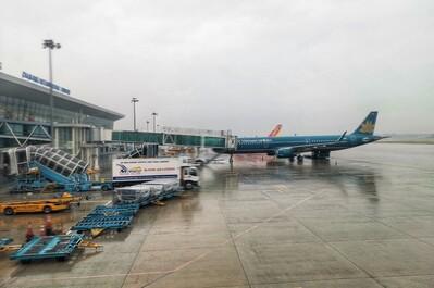Tạm dừng hoạt động 5 sân bay do ảnh hưởng siêu bão số 9