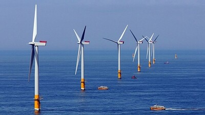 Bình Định đồng ý cho khảo sát dự án điện gió có tổng mức đầu tư 1,5 tỉ USD