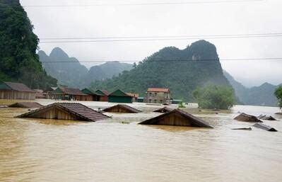WMO: La Nina đã mạnh lên và kéo dài sang năm tới
