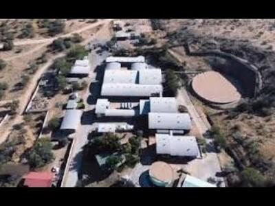 Biến nước thải thành nước uống ở Namibia