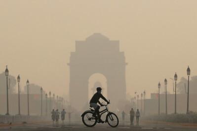 Ô nhiễm không khí lập kỷ lục mới tại Thủ đô New Delhi