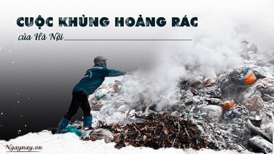 Cuộc khủng hoảng rác của Hà Nội