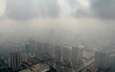 Vì sao chất lượng không khí ở Hà Nội liên tục xấu đi?