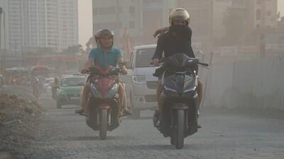 Hà Nội: Báo động ô nhiễm không khí từ các công trình xây dựng