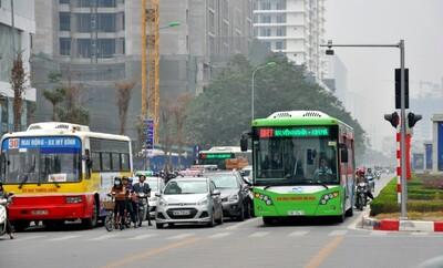 Hà Nội: Kiến nghị xây dựng 14 tuyến đường dành riêng cho xe buýt