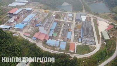 Dân 'kêu trời' vì nhà máy điện phân chì kẽm Bắc Kạn gây ảnh hưởng đến môi trường