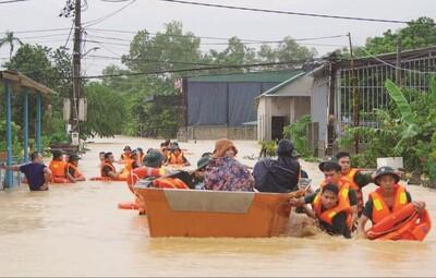 3 người tử vong, 1 người mất tích do mưa lũ ở Khánh Hòa