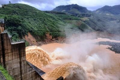 Thủy điện Đăk Mi 4 xả lũ khiến người dân thiệt hại 38 tỉ đồng