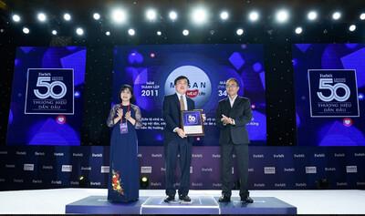 Masan Consumer và Masan MEATLife thuộc những thương hiệu dẫn đầu tại Việt Nam