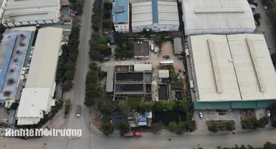 Hà Nội: Nghi vấn nhiều doanh nghiệp xả thải trực tiếp ra môi trường tại CCN Từ Liêm?