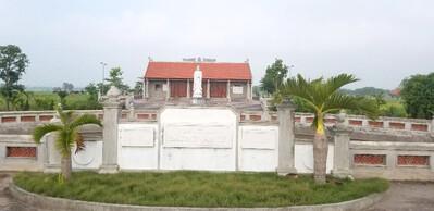 Về thăm Nghĩa trang sinh thái Đất Mẹ Văn Lý