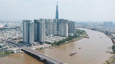TP.HCM siết chặt xây cao ốc ở 7 quận nội thành