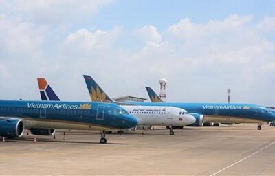 Thông báo khẩn tìm người trên 2 chuyến bay có ca bệnh COVID-19
