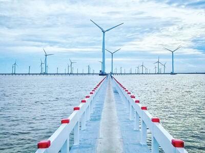 Điện gió, điện mặt trời là tương lai của ngành năng lượng Việt Nam