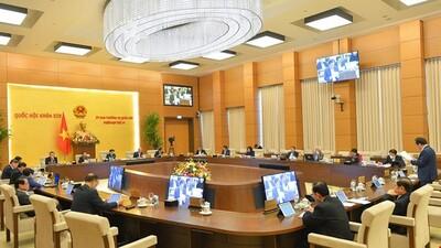 Thường vụ Quốc hội sẽ thảo luận việc giới thiệu ứng cử ĐBQH khóa XV