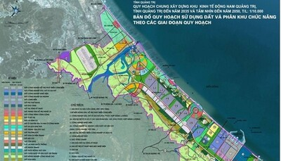 Gần 500 ha rừng phòng hộ xin chuyển thành khu công nghiệp: Quảng Trị có khát dự án?