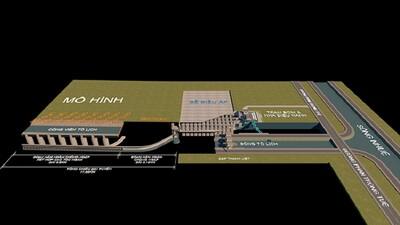 Xây cao tốc, hầm dọc sông Tô Lịch: Hệ thống cống thu gom nước thải Yên Xá có bị ảnh hưởng?
