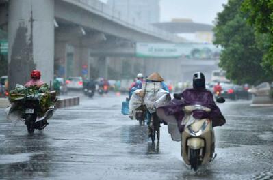 Không khí lạnh liên tục tràn xuống, miền Bắc mưa rét nhiều ngày