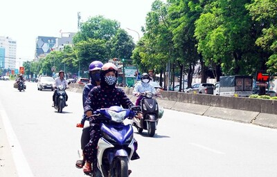 Chỉ số nhiệt tại Quy Nhơn, TP.HCM, Phú Quốc ở mức đặc biệt cẩn trọng