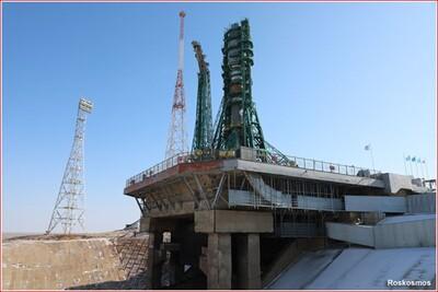 Nga phóng vệ tinh đầu tiên giám sát khí hậu Bắc Cực