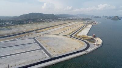 San lấp trái phép 16.000 m2 ở vịnh Bái Tử Long: Vi phạm quy định về bảo vệ môi trường biển