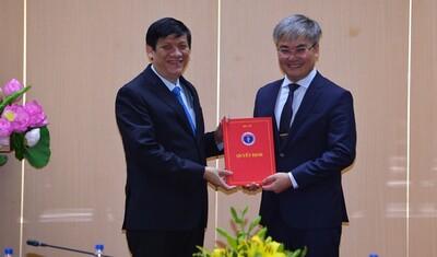 Nhà báo Trần Tuấn Linh được bổ nhiệm giữ chức vụ Tổng Biên tập Báo Sức khỏe và Đời sống