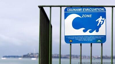 Liên tục xảy ra động đất mạnh tại Nam Thái Bình Dương