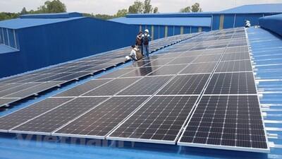 Quỹ Khí hậu Xanh cấp 86,3 triệu USD giúp Việt Nam tiết kiệm năng lượng