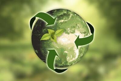 Tái chế vải vụn vì một tương lai xanh
